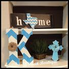 Chevron Home Decor