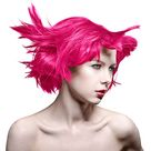 Cotton Candy Pink High Voltage Classic Hair Dye   Manic Panic UK