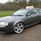 Audi RS6 daytona grey 2004