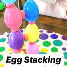 Egg Stacking Stem Activity
