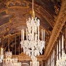 Paris Photography Print Paris Wall Decor Versailles Hall of | Etsy