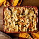 Lasagna With Roasted Kabocha Squash and Béchamel - The New York Times