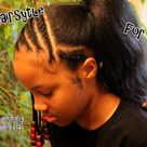 30+ Hairstyles For Black Teenage Girl With Natural Hair Insanely Cute
