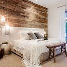 Modernes rustikales Schlafzimmer - Wood Ideas