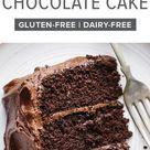 Amazing Paleo Chocolate Cake (gluten-free, dairy-free)