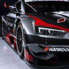 Audi RS 5 DTM 2017 Weniger Aero, trotzdem schneller