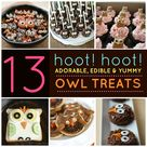 Owl Treats