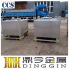 Chemical Stainless Steel IBC Tank 1000L