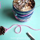 Insektenhotel basteln, Mitmach-Kukuk # 21 - Honigkukuk