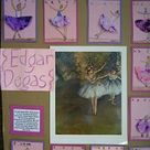 Helen Keller Elementary Art Show!