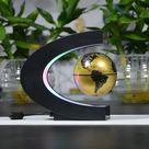 Magnetic Levitation Floating LED World Map Globe - 3 color combinations / EU Plug