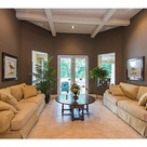 Brown Living Rooms