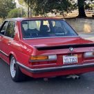 No Reserve 1987 BMW 535is 5 Speed