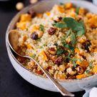 Süßkartoffel-Quinoa mit karamellisierten Haselnüssen & ein Gewinnspiel - Heavenlynn Healthy