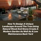 How To Design A Unique Landscape Effortlessly For Busy People