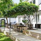 Terrasse et balcon  comment les nettoyer avec du bicarbonate de soude  hortensiengarten