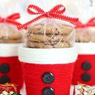 DIY Christmas Treat Holder: Santa Cup - Consumer Crafts