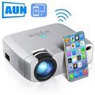 LED Projector Mini D40W Video Beamer 1600 Lumens