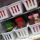 Organize Spices
