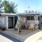 Hobby Landhaus Static Touring Caravan For Sale In Benidorm, Costa Blanca, Spain £17,000