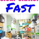How to Clear Clutter Fast - October 1st 2021 Task