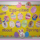 Spring Art & Crafts, Bulletin Boards and Poems