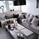 30 Beautiful Comfy Living Room Design Ideas