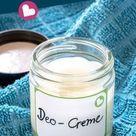 Kokosöl Deocreme aus drei Zutaten schnell, wirksam und gesund
