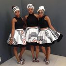 Xhosa Dresses For The Modern Bride   South African Wedding Blog
