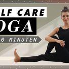 Yoga für einen gesunden Rücken | Übungen gegen Verspannungen | Self Care Routine für jeden Tag