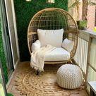 Balkon Wanddeko Ideen für gemütliche Außenbereiche