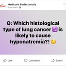 Lung cancer ♋️
