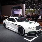 Bentley Continental GT3 Concept   2012 Paris Auto Show   Kelley Blue Book