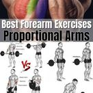 6 Of The Best Forearm Exercises For Muscle Growth And Strength For Proportional Arms   GymGuider.com
