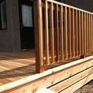 Terrassengeländer - Design und Material - Terrassen - ZENIDEEN