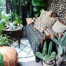 10 Inspiring Boho Chic Outdoor Spaces
