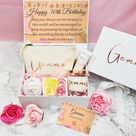 30th Birthday Gift, Personalised Gift Box, Happy Birthday Gift, Birthday Gift For Her, Candle Gift S