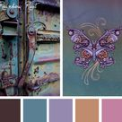 Rust Color Schemes