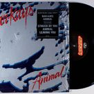 Bar-Kays - Animal (1989) Vinyl LP; Struck By You