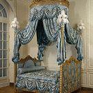 Bed (Lit à la polonaise) (Getty Museum)