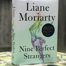 Nine Perfect Strangers Book Review - The Cozy Reading Nook