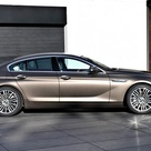 BMW 6 Series Grand Coupe