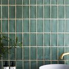 5 tile trends that will take over your bathroom in 2020