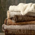 Faux Fur Blanket