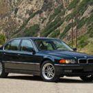 42k Mile 1999 BMW 740i