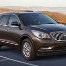 2013 Buick Enclave debuts with new look over same drivetrain