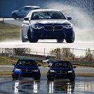 BMW M5 Slides Into Guinness World Records For Longest Drift