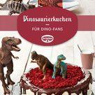 Dinosaurierkuchen - so gehts!