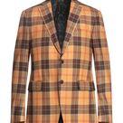 ETRO Men's Suit jacket Ocher 40 suit