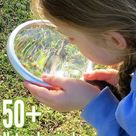 50+ Nature Inspired Play & Learning Ideas